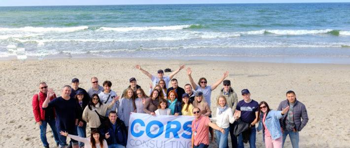 Корпоратив CORS в Калининграде
