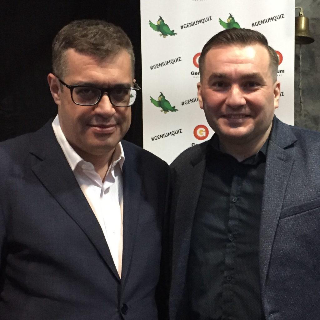 Максим Поташев и Илья Отькало