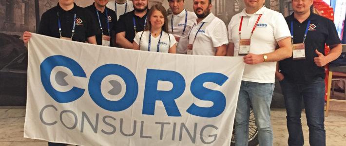 CORS Consulting принял участие в Infostart Event 2021