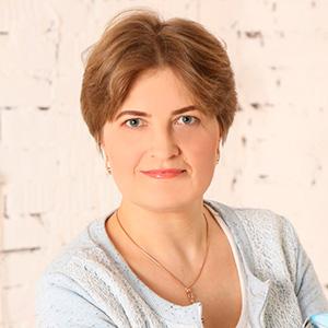 ведущий аналитик 1С Юлия Москатова