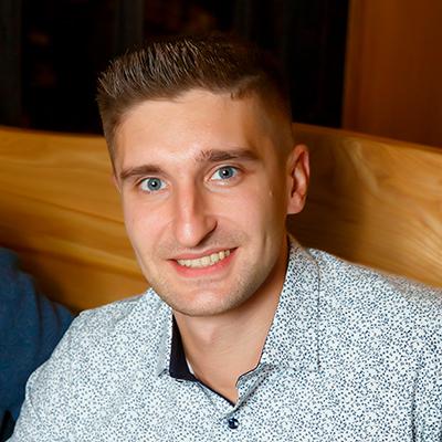 бизнес-аналитик Бунчук Павел